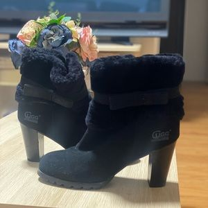 Always looking for the best comfort, these UGG Stiletto II Boots are made with s